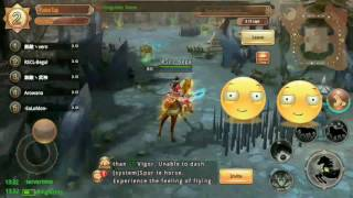 Age Of Wushu Dynasty Mod Apk Private Server - retpaton